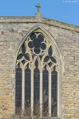 St. Mary's church, Barton upon Humber (SteveH1972) Tags: stmaryschurch church building architecture old canon70200lf28usmnonis canon7d 7d nonis outside outdoors outdoor bartonuponhumber northernengland england britain northlincolnshire lincs window