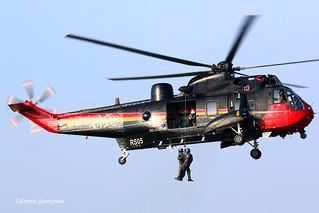 RS-05 Belgian Air Force Westland Sea King Mk.48