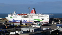 18 04 07 Stena Europe at Rosslare (5) (pghcork) Tags: stenaline stenaeurope stenahorizon rosslare ferry ferries wexford ireland carferry 2018