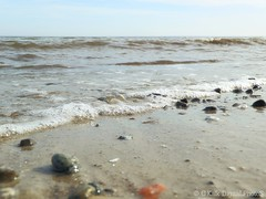 Sea View I (C.Kalk DigitaLPhotoS) Tags: horizon horizont balticsea ostsee sea seascape natur nature sand wet stones photography fotografie photo
