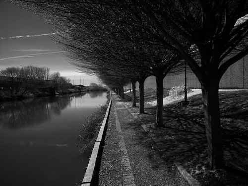 canal side