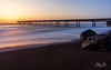 Pacifica Pier at Sunset #2 (Visualvalhalla) Tags: pacifica california unitedstates us thechallengefactory