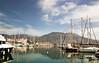 marina of Kalamata (Nick Frantzeskakis) Tags: kalamata marina peloponesse greece blue calm yacht messinia