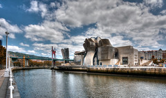 Bilbao - Vacanze 2017 (auredeso) Tags: bilbao spagna espana paesibaschi baschi hdr tonemapping nikon d7100 tokina vacanze 2017 nikond7100 tokina1116 guggenheim