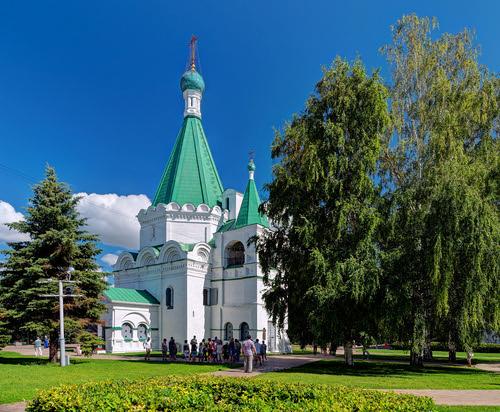 Nizhny Novgorod 12 ©  Alexxx Malev