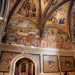 Chapel of the Madonna of San Brizio (Left Wall) thumbnail