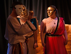 The Iliad (Peter Jennings 29 Million+ views) Tags: the iliad homers epic retold ww1 claire ahuriri pumphouse theatre te pou auckland new zealand peter jeenings nz