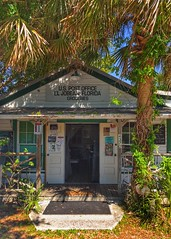 El Jobean Post Office and General Store (Will-Jensen-2020) Tags: charlottecounty landmark 1922 rehabilitation rehab historic railroad depot jail bait beandepotcafe bluegrass live picking music groceries baitshop building architecture generalstore postoffice eljobean florida usa usnationalregisterofhistoricplaces