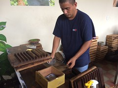 Rolling Cigars (Midnight Believer) Tags: granadanicaragua cigars tobacco smokes latinamerica centralamerica latino hispanic travel