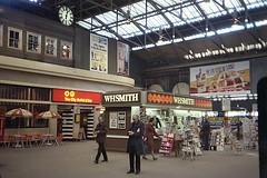 Fenchurch Street Station, London EC3. (piktaker) Tags: london londonec3 britishrail c2c fenchurchstreetstation railwaystation lts whsmith