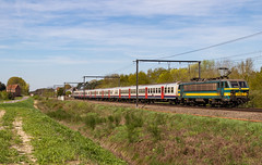 Linkhout (Andy Engelen) Tags: 2138 nmbs sncb ic linkhout limburg