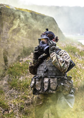 180419-Z-AR422-0125 (New York National Guard) Tags: csts camp smith bestwarriorcompetition bwc 2018 stressshoot