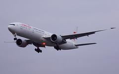 China Eastern 777-39P(ER) B-7368. (Cameron Gaines) Tags: 777 77739p b7368 china eastern white london heathrow lhr egll