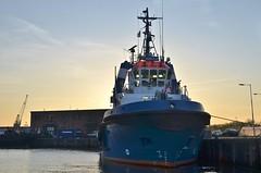 Fairplay 23 (Hugo Sluimer) Tags: portofrotterdam port haven nlrtm zuidholland nederland holland onzehaven