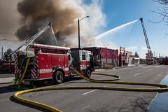 Shogun Fire (FarmerTed1971) Tags: washington fire spokane wa usa