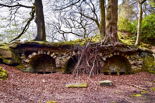 The mysterious vaults on Snow Hill