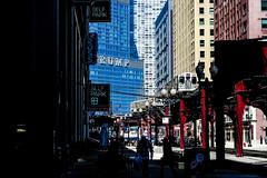 Chicago (Jordan Barab) Tags: chicago street streetphotography sonydscrx100markiii trump trumptower cta loop