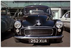 Morris Minor (zweiblumen) Tags: morrisminor 252xua classic vintage car british transportmuseum coventry westmidlands england uk canoneos50d zweiblumen picmonkey