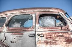 (garshna) Tags: doors windows suicidedoors rusty abandoned ruins glass broken