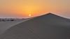 Emerging from the Dune Sea (Doug.King) Tags: desert sand dune dunes sunset landscape minimal abudhabi uae arabia gulf