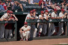 Alabama - Game 3 - 108 (Rhett Jefferson) Tags: arkansasrazorbacksbaseball calebbolden carsonshaddy huntermilligan jaredgates hunterwilson eastonmurrell isaiahcampbell jacobkostyshock