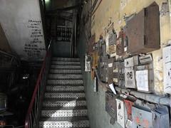 Mailboxes (MelindaChan ^..^) Tags: macau mailbox apartment chanmelmel mel melinda melindachan old stairs