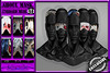 [TD] Ghoul Mask [UNISEX] UnRigged (.☣.†ᴏxɪᴄÐᴏɪɪs.☣.) Tags: darkness event unisex male female toxic toxicdolls sl secondlife product unrigged mesh mask up down sleeping toyko ghoul faces accessories