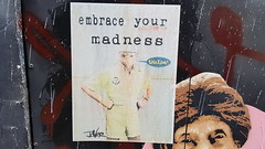 Loui Jover... (colourourcity) Tags: streetart streetartnow graffiti graffitimelbourne burncity awesome colourourcity nofilters melbourne streetartaustralia louijover jover pasteups wheatpaste