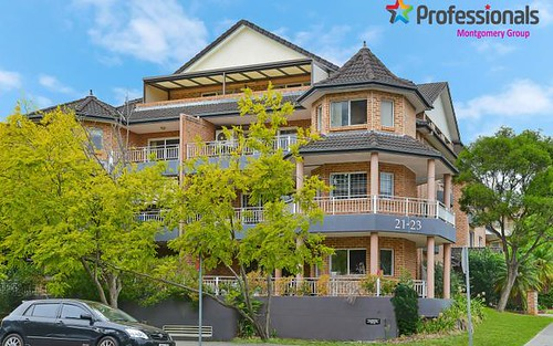 3/21-23 Gordon St, Hurstville NSW 2220