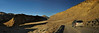 Grand Staircase Escalante - On The Road (Drriss & Marrionn) Tags: travel utah usa red landscape landscapes panorama mountains desert desertplains plains blue sky skies rocks rockformation dirtroad road grass grandstaircaseescalante