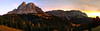 Passo delle Erbe - PANO_20171013_183225m8 (maxo1965) Tags: würzjoch sassdeputia passodelleerbe dolomites südtirol trentinoaltoadige valbadia peitlerkofel gadertal sunset panorama landscape mountains fallcolors