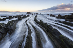 Dragon Tails. (dasanes77) Tags: canoneos6d canonef1635mmf4lisusm tripod landscape seascape cloudscape clouds sea tide rocks tails dragon barrika basquecountry ocean power waves longexposure