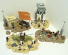 Tales on Tatooine (Ben Cossy) Tags: lego tatooine star wars moc afol tfol atst dewback sith jedi clone rebels jawa sand planet