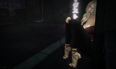Dead Dollz - Lizabeth Sandals (Ðεε) Tags: deaddollz shoetopia fameshed kunst ison foxy catwa maitreya mesh new secondlife avatar fashion beauty