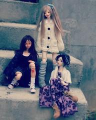 No Future Crew (PeachyStraw) Tags: doll poupée angelphilia alpaga alpaca animedoll arcadia yamato quarantotto vmf50 dollcore realartproject rap pinkdrops pinkdropsn°10 pinkdropsn°28 obitsu parabox dollits dollitsmiso