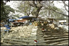 Marketplace in the Sangam (Kechagiar) Tags: analog film kcgr olympus om1 zuiko 50mmf18 slr madeinjapan color fuji provia bangalore india karnataka