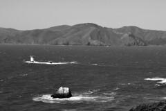 North Shore 4 Mono (TheseusPhoto) Tags: nature naturephotography beautyinnature vista monochrome blackandwhite blancoynegro anseladams ocean waves shore rocks shoreline