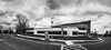 The only thing that you absolutely have to know, is the location of the library... (Just lovin' it) Tags: library bw libreria md blanconegro panorama