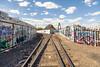 (el zopilote) Tags: albuquerque newmexico street cityscape architecture industrial graffiti powerlines railroads clouds canon eos 5dmarkii canonef24105mmf4lisusm fullframe