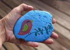 127/365 # islastones (Helen Orozco) Tags: 127365 islatansey socialmedia forisla paintastone stonelegacy 2018365 brave facebook instagram twitter islastones