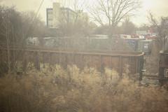 Ichabod (NJphotograffer) Tags: graffiti graff trackside track railroad rail art freight train bench benching gondola ichabod ich yme circle t circlet crew