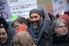 Surrounded by People & Signs (Scott 97006) Tags: people signs men woman march protest
