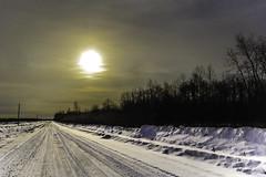 Easter Monday Sunrise (NetReacher Image Studios) Tags: sun sunrise landscape landscapes winterlandscape winterlandscapes north northernontariocanada ontariocanada ontario canada