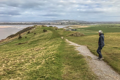 Minehead to Brean (55) (ChrisJS2) Tags: englandcoastpath coastpath breandown coastalwalking walkthecoast