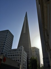Sunday afternoon, San Francisco (JoeGarity) Tags: financialdistrict sanfrancisco transamericapyramid