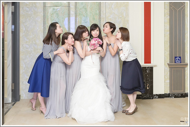 高雄婚攝 大寮享溫馨囍宴會館 英倫盛典廳 (27)