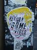 Political art (Sysli) Tags: graffiti streetart paste paper denmark copenhagen