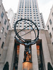 atlas (unezverena_pogacica) Tags: rockefeller building atlas statue ny nyc newyork city fifth avenue street