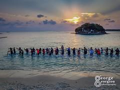 Japan_20180314_2078-GG WM (gg2cool) Tags: japan okinawa gg2cool georgiou dragon boat training sunset food paddle rowing beach