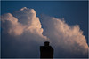 Smoking Storm Clouds (JayTeaUK) Tags: wiltshire swindon stormclouds clouds weather chimney smoking